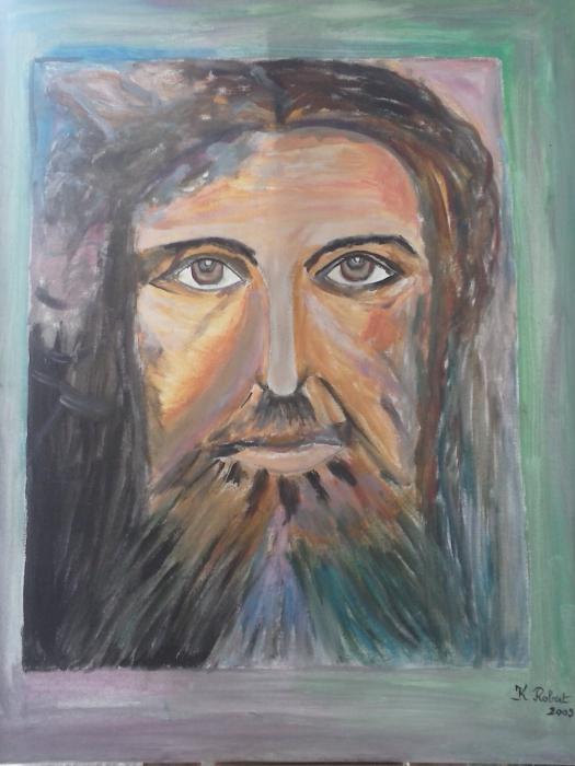 Jesus Christ by MarieKathy